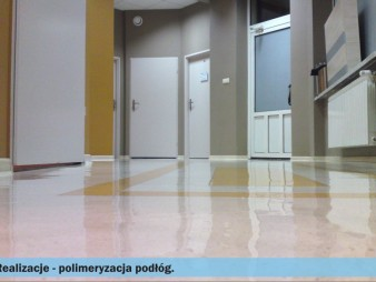 Polimeryzacja podłóg